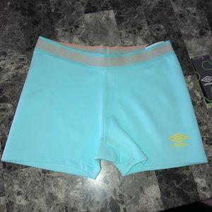 Umbro blue shorts